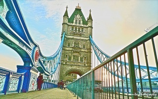 Tower Bridge wallpapers and stock photos