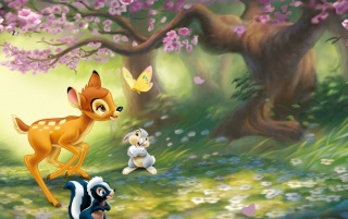 Bambi wallpapers and stock photos