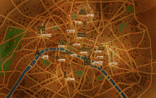 Next: Paris Map