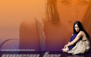 Megan Fox - WP01 por Ian Herry wallpapers and stock photos