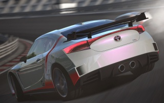 3D Toyota Car wallpapers and stock photos