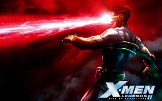 Random: X-Men Legends