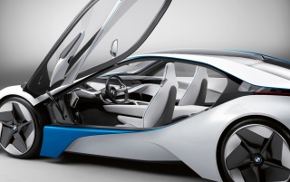 Random: BMW Vision Left Side
