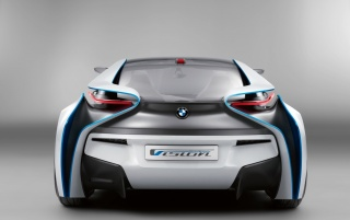 BMW Vision Rear wallpapers and stock photos