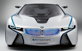 BMW Vision Front wallpapers and stock photos