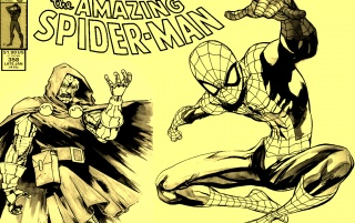 Random: the Amazing Spider-man