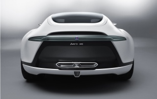 Saab Aero-X Concept 3 wallpapers and stock photos