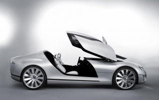 Saab Aero-X Concept 11 wallpapers and stock photos