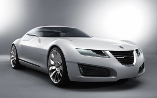 Saab Aero-X Concept 13 wallpapers and stock photos