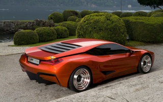 BMW M1 Hommage (5) wallpapers and stock photos
