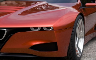 BMW M1 Hommage (8) wallpapers and stock photos