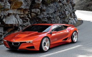 BMW M1 Hommage (10) wallpapers and stock photos