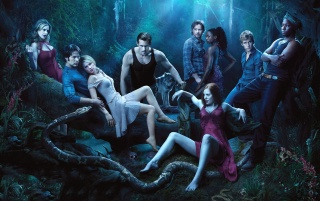 True Blood - Season 3 wallpapers and stock photos