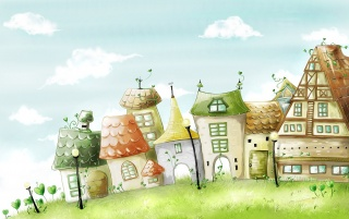 Story House wallpapers and stock photos