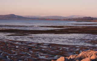 Morecambe Bay England wallpapers and stock photos