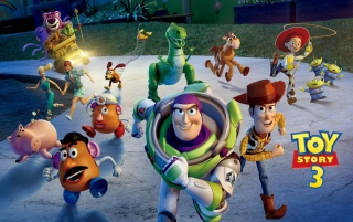 Toy Story 3 wallpapers and stock photos