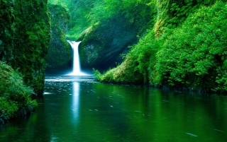 Random: Punch Bowl Falls Oregon USA