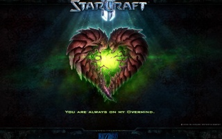 Zerg Valentine - Starcraft II wallpapers and stock photos