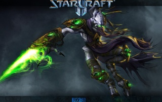 Zeratul StarCraft II wallpapers and stock photos