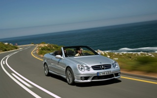 2006 CLK AMG wallpapers and stock photos