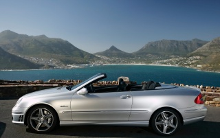 AMG Cabriolet wallpapers and stock photos