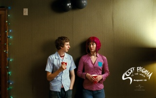 Random: Scott Pilgrim vs. the World