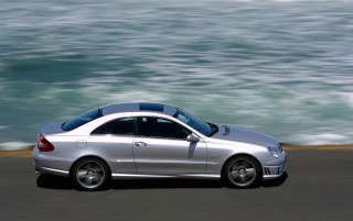 CLK 63 AMG wallpapers and stock photos