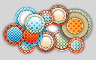 Vector Circles wallpapers and stock photos