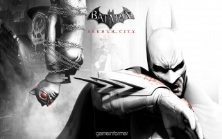 Next: BatmaN: Arkham City