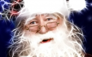 Electric Santa wallpapers and stock photos