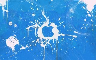 Apple Splash wallpapers and stock photos