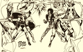 Neal Adams wallpapers and stock photos