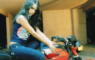 Previous: Jordana Brewster