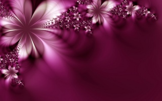 Dreamlike_flowers_magenta wallpapers and stock photos