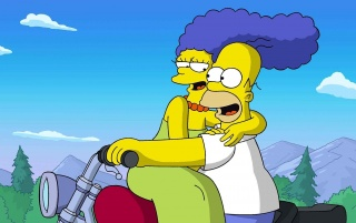 The Simpsons wallpapers and stock photos