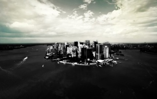 Lower Manhattan wallpapers and stock photos