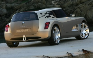 Renault Altica wallpapers and stock photos