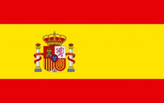 Spania Flag wallpapers and stock photos