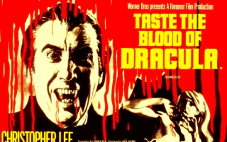Taste the Blood of Dracula wallpapers and stock photos