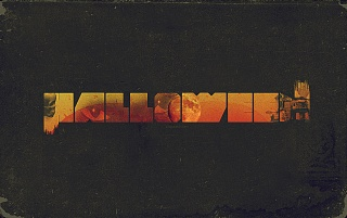 Grunge Halloween wallpapers and stock photos