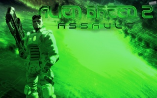 Alien Breed 2: Assault wallpapers and stock photos