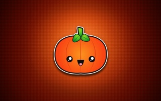 Simple orange pumpkin wallpapers and stock photos