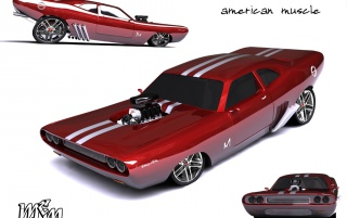 Previous: American muscle