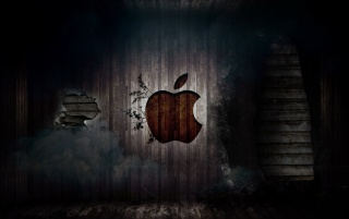 Apple in Room wallpapers and stock photos