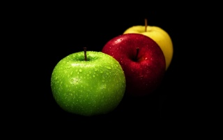 Apples wallpapers and stock photos