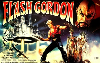 Flash Gordon: the Movie wallpapers and stock photos