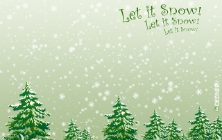 Let it snow wallpapers and stock photos