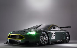 Aston Martin DBR9 wallpapers and stock photos