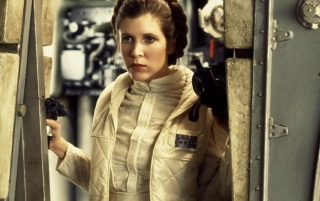 Next: StarWars V: Princess Leia