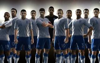 PRO EVOLUTION SOCCER 2011 wallpapers and stock photos
